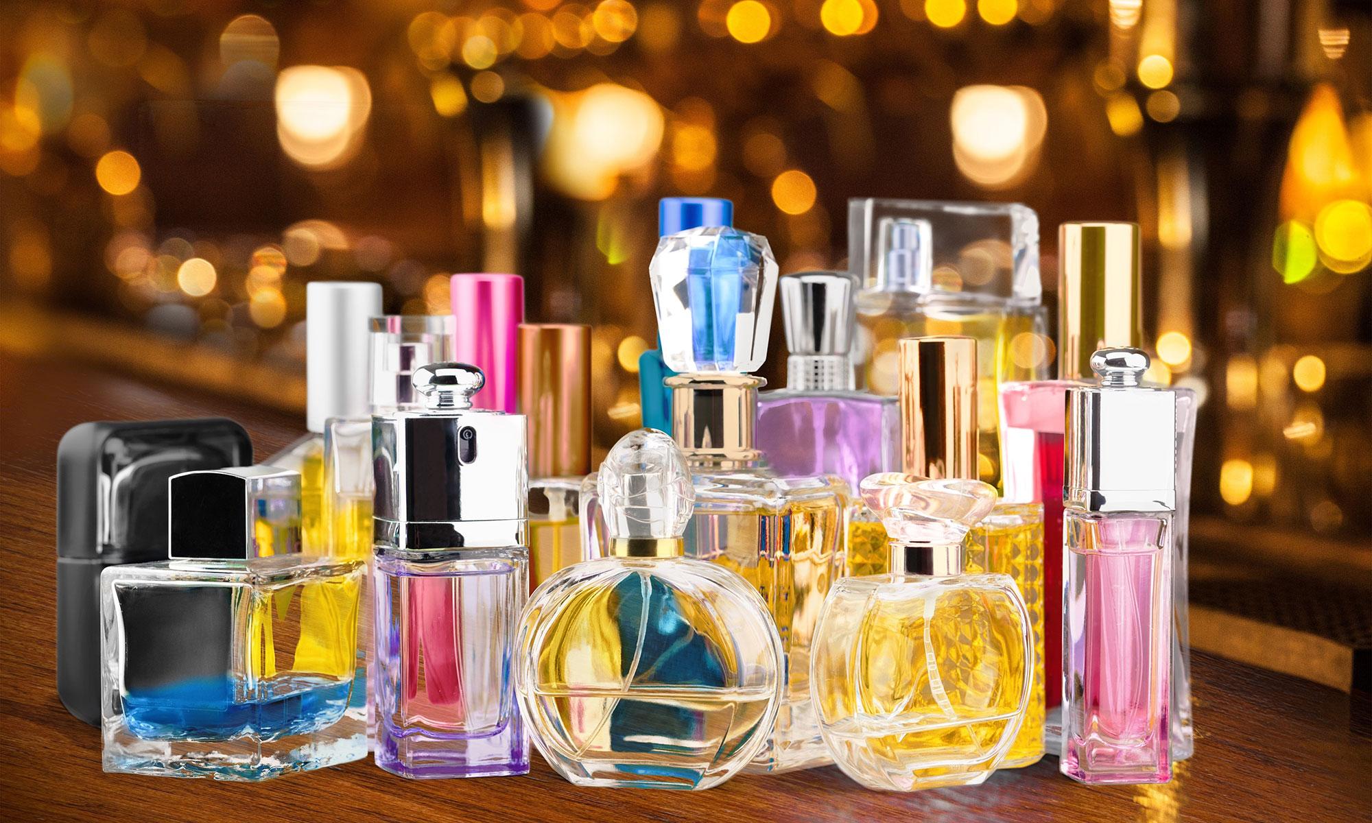 秘密の香水